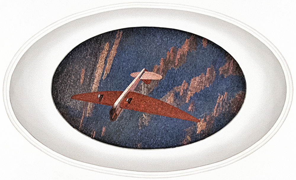 Самолет Ан-25. Фото Ю.Звездкина