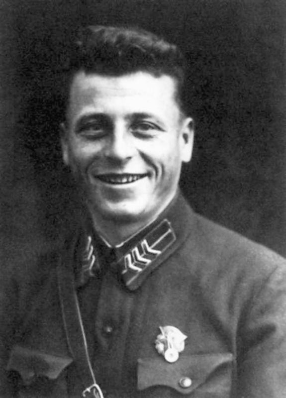 Никита Федорович Карацупа