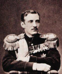 Клептоман Николай Константинович