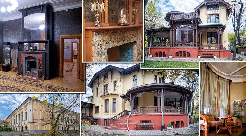 Экскурсия в особняк Носова. Знакомимся с шедевром Кекушева изнутри, 21 декабря, 11 и 25 января, 8 и 29 февраля, 14 и 28 марта