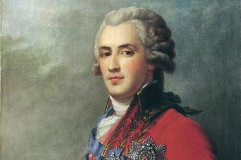 Граф Григорий Орлов