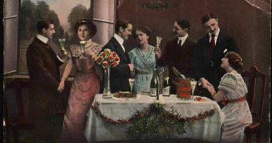 Как встречали Новый год в Москве 100 лет назад