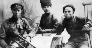 Как Чапаев с Фурмановым Анну не поделили