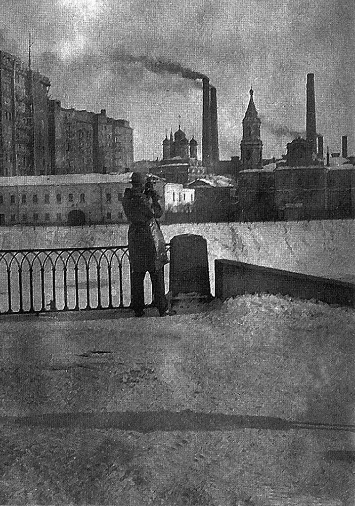 Экскурсия по Москве от Ильи Ильфа. Палаты Аверкия Кириллова, Верхние Садовники.