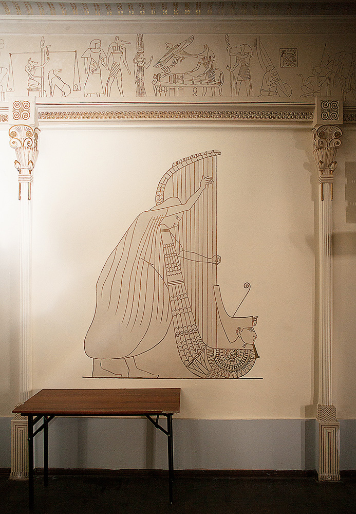 египетский зал