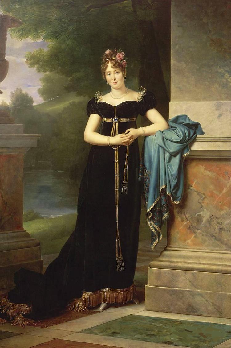 возлюбленная Наполеона Мария Валевская