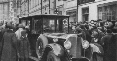 Кареты с фонарями, или как вызвали «скорую помощь» в начале XX века