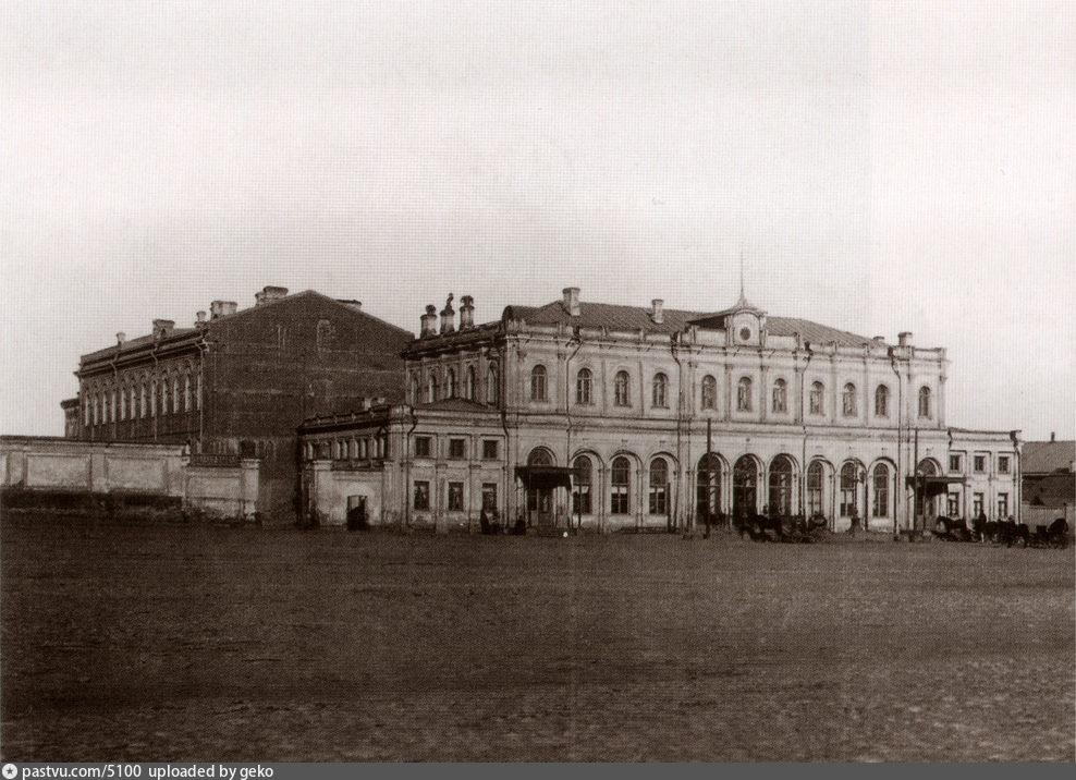Старый Ярославский вокзал в Москве, экскурсии