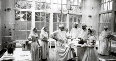 О докторе Захарьине