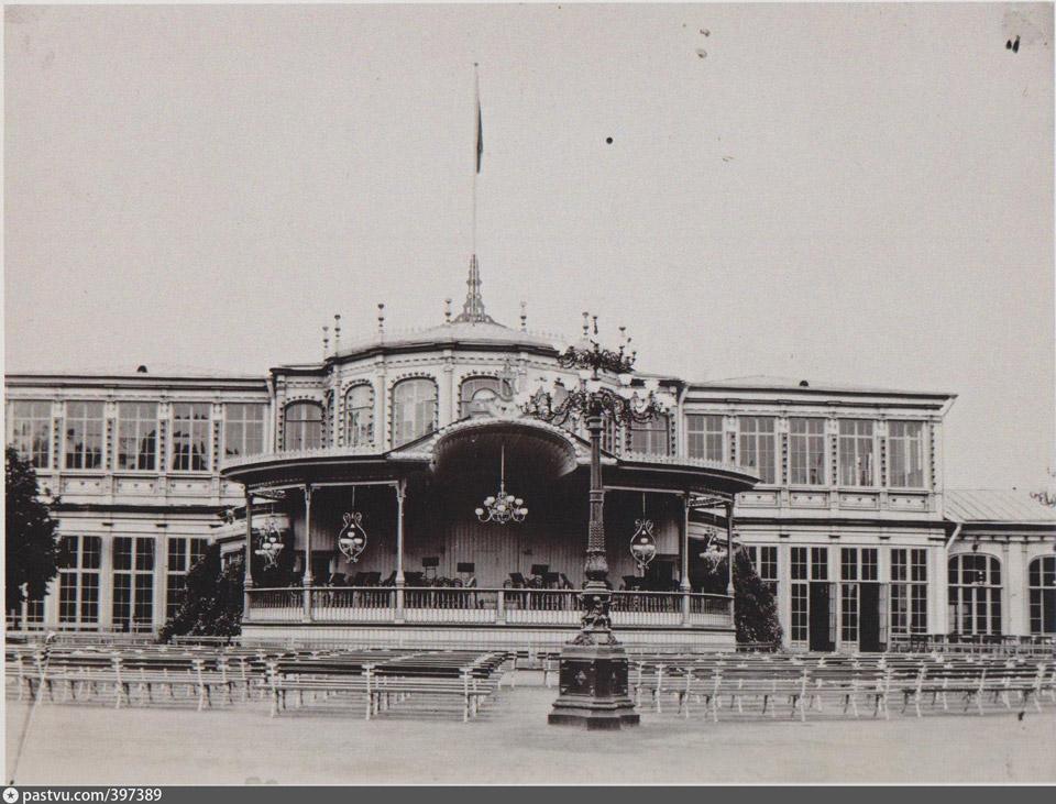 Концертный зал в Павловске, экскурсии