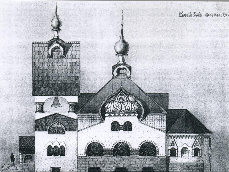 архитектор Бондаренко