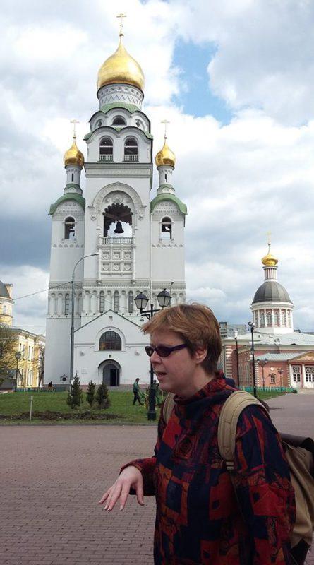 Экскурсии по Москве. Староверы на Рогожке.