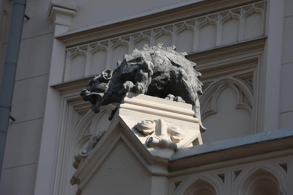особняк Морозовой, дом приёмов МИД. Фрагмент. Экскурсии по Москве