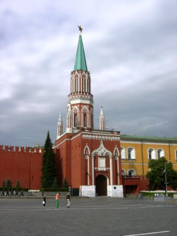 Экскурсии по Москве. В особняке Носова.