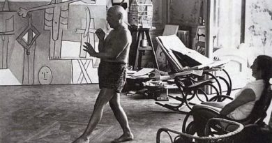 Пабло Пикассо: жизнь минотавра