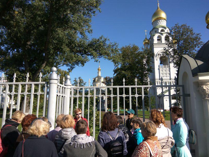 экскурсии по Москве, Рогожское кладбище