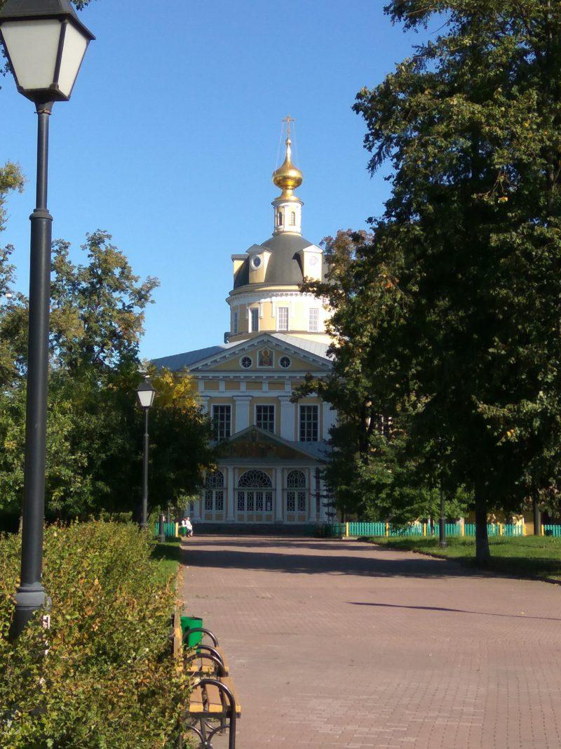 экскурсии по Москве, староверы
