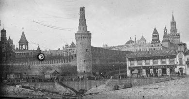 Октябрьская революция в Москве: как пострадал Кремль