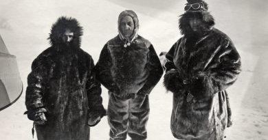От кого последний викинг — Амундсен бежал на Северный полюс