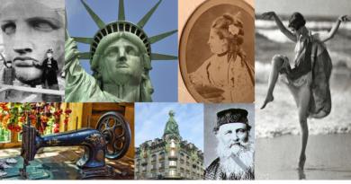 Статуя Свободы, она же вдова короля швейных машинок Зингера и свекровь Айседоры Дункан
