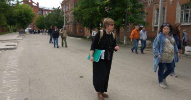 Фотоотчет об экскурсии в Тверь 10 июня
