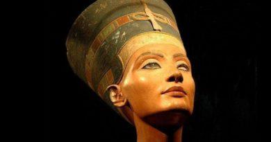 Мисс Человечество и ее фараон