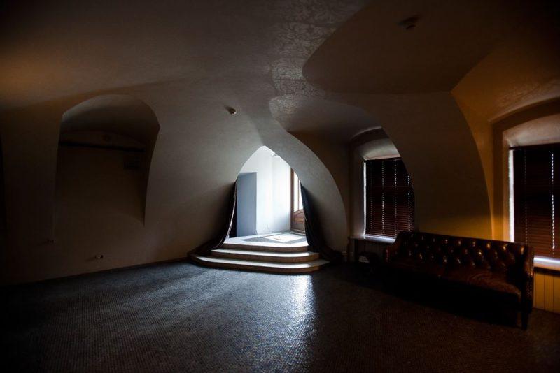 Холл особняка Смирнова, экскурсия