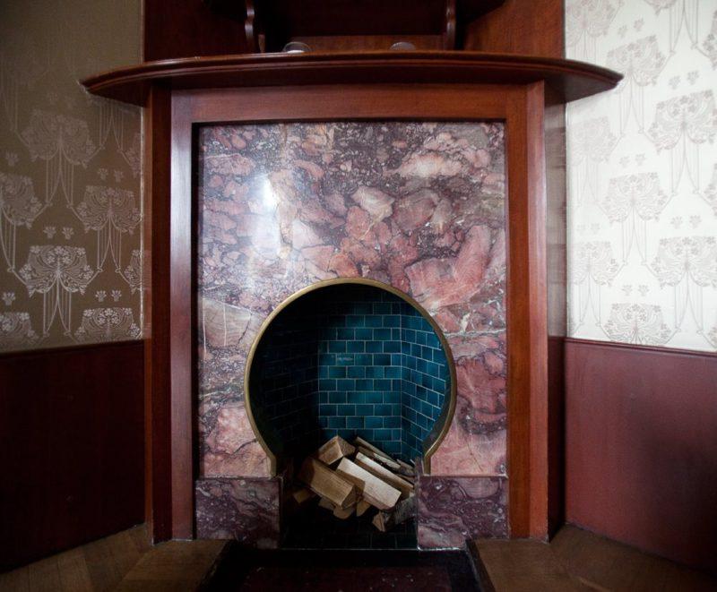 особняк Смирнова, камин