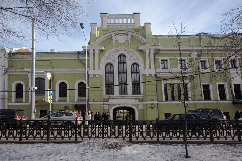особняк Смирнова, модерн, экскурсия Ирины Стрельниковой