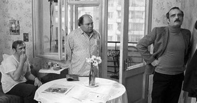 Георгий Данелия: «На обед грузины едят котлеты с макаронами, это когда гости приходят – бросаются готовить сациви»