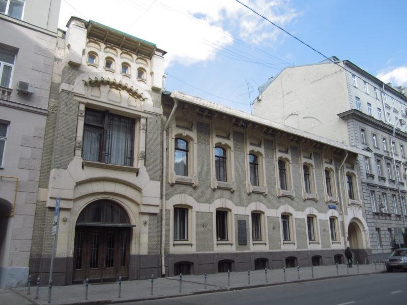 Кекушев архитектура