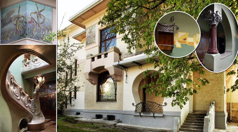 Экскурсия в особняк Степана Рябушинского – смотрим главный шедевр московского модерна, 14 декабря, 12 и 19 января