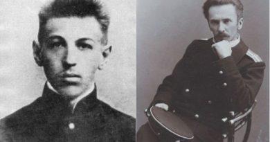 Подлинная история лейтенанта Шмидта и его сына