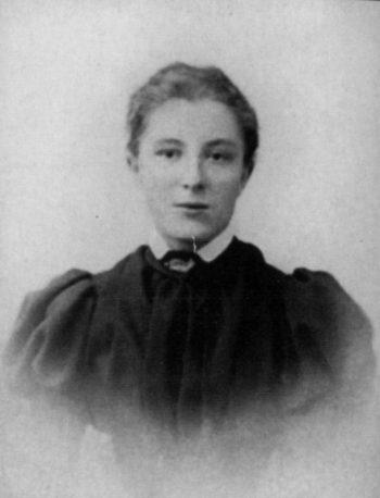 Первая жена Александра Грина